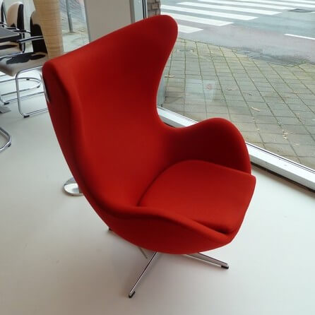 Fritz Hansen Egg Chair Fauteuil Showroommodel