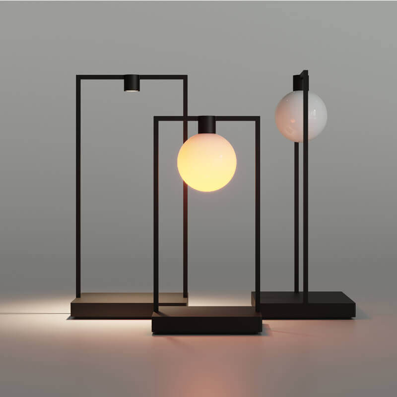 Artemide Curiosity Vloer Lamp