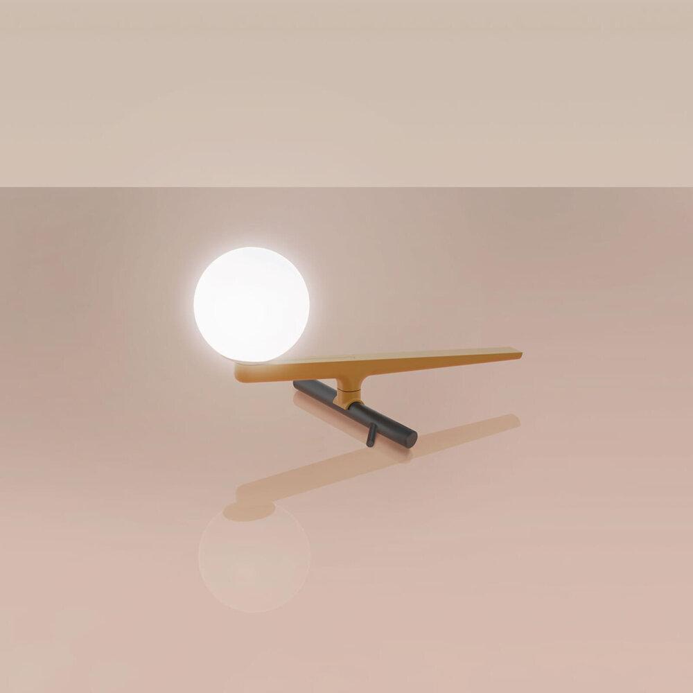 Artemide Yanzi Led Tafellamp Met Dimschakelaar