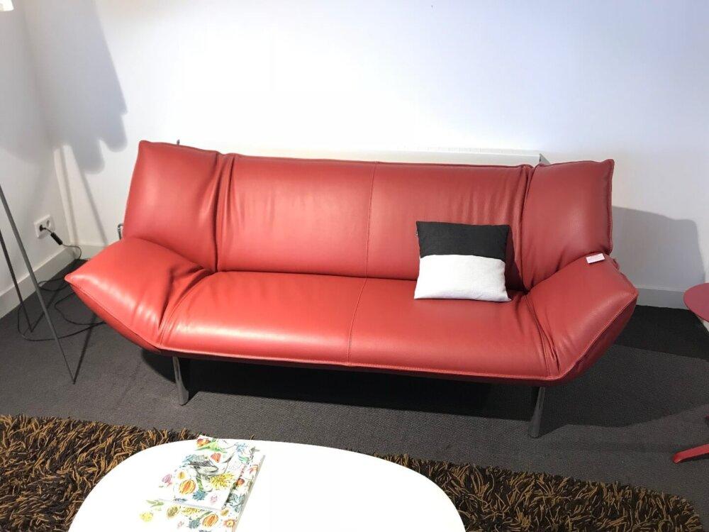 Leolux Tango Bank Showroom Voor