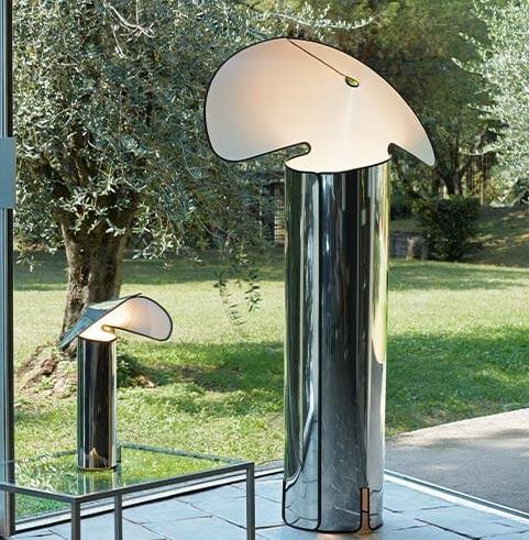 Chiara Table Bellini Flos F15950 Product Life