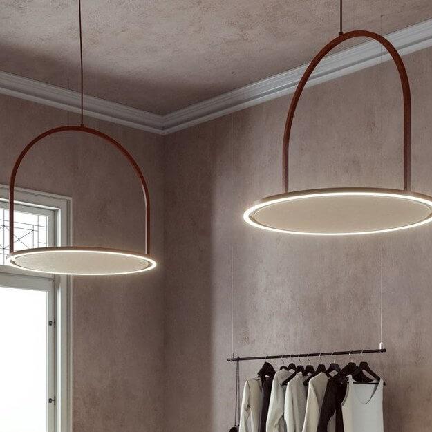 B U Light Acoustic Pendant Lamp Axolight 438415 Rel8A816C26