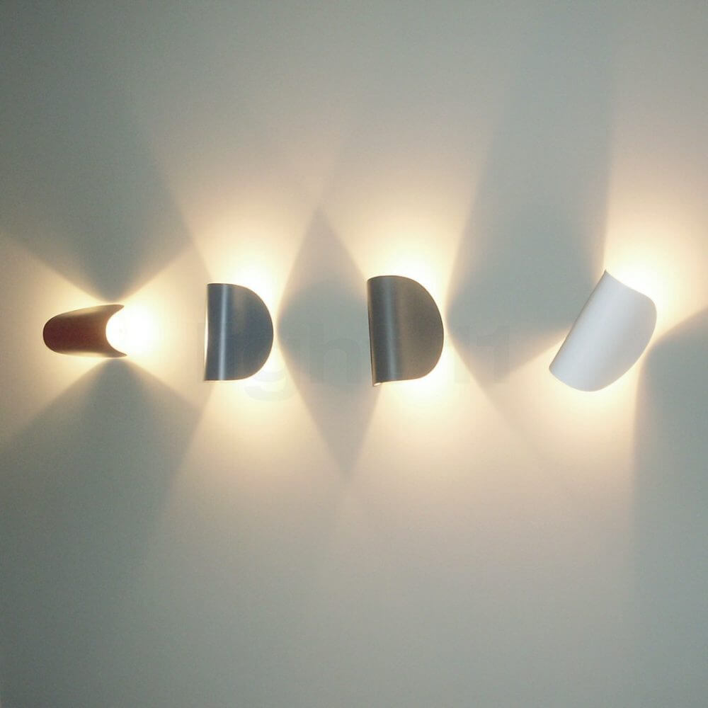Fontana Arte Io Wandlamp Led B47C9509F604529440Fe259D915A5Bf9