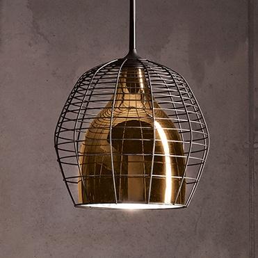 Foscarini Diesel Cage Hanglamp Showroommodel