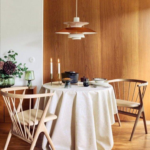 Louis Poulsen Hanglamp Ph 5 Copper Door Poul Henningsen 2