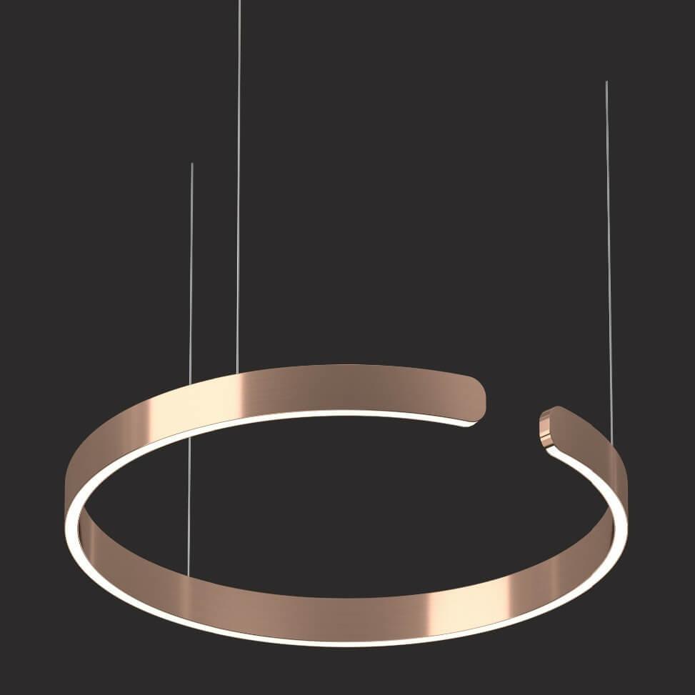 Occhio Mito Sospeso Hanglamp Bewerkt