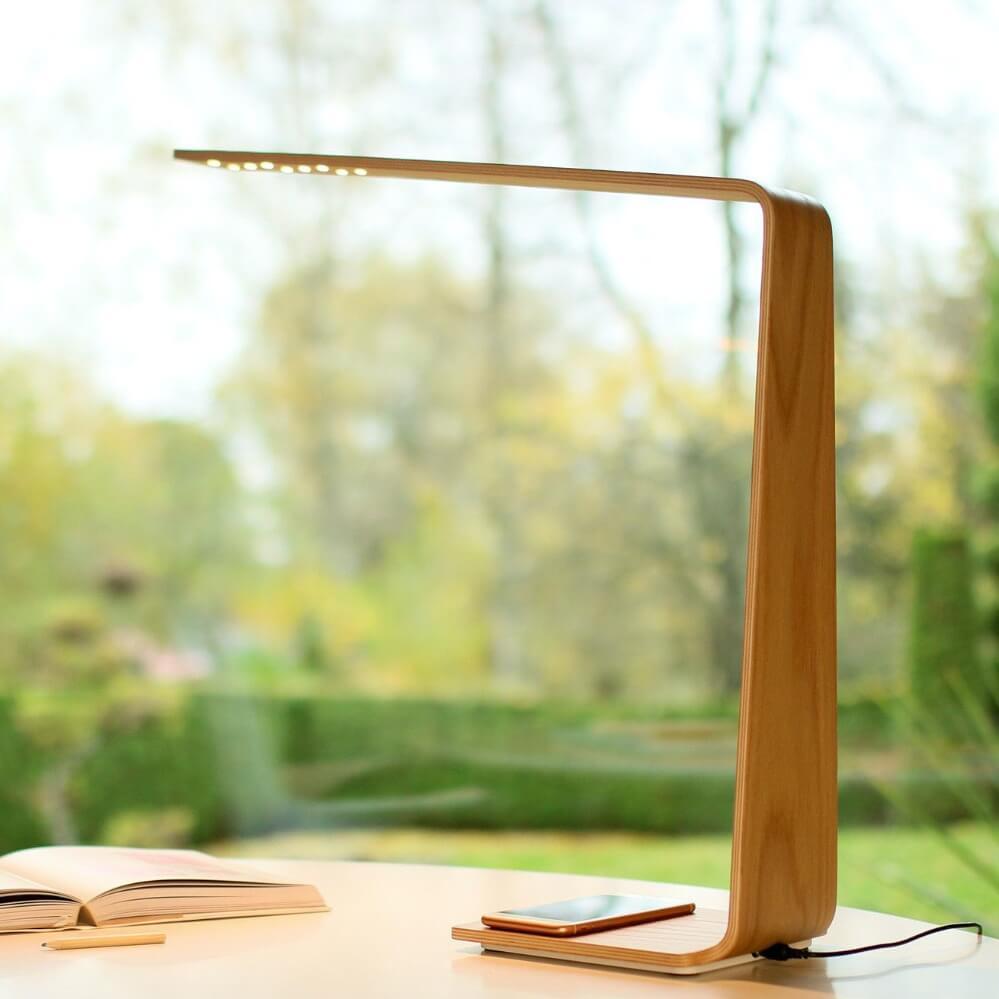 Tunto Design Led8 Tafellamp Bureaulamp Showroommodel