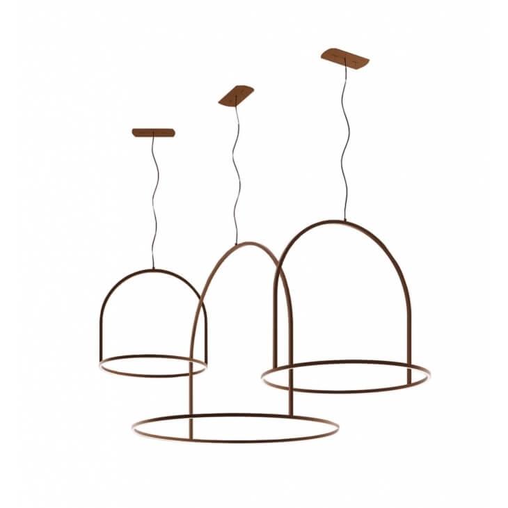 U Light Axo Light Suspension Lamp