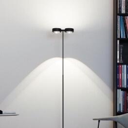 Vloerlamp Sento E Led Terra Mat Zwart12671L