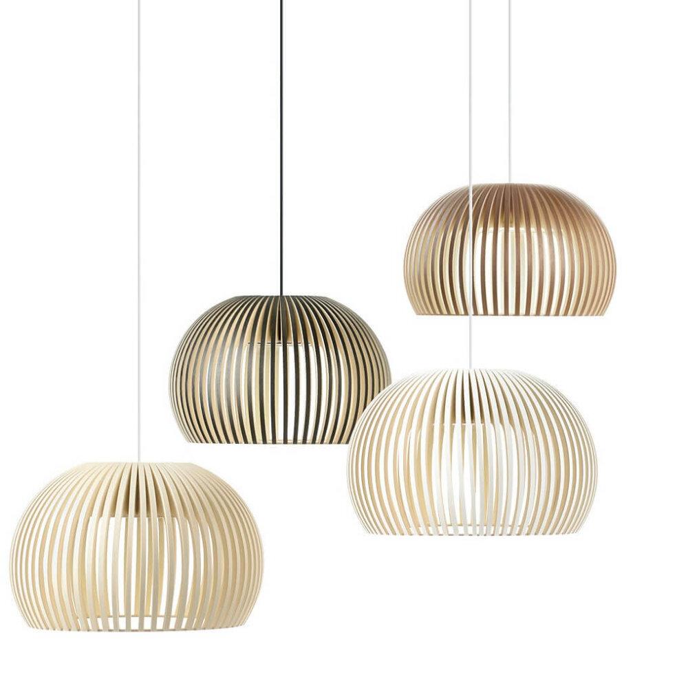 Secto Design Atto 5000 Pendant Lamp Details