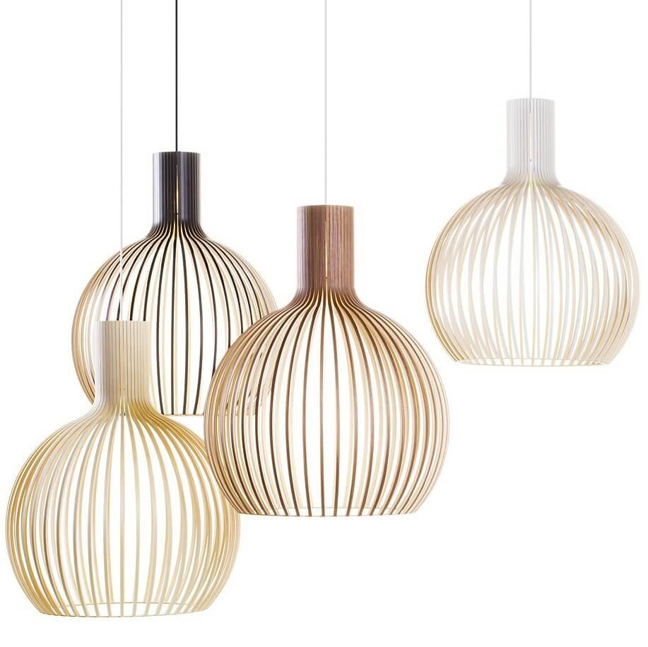Secto Design Octo 4240 Pendant Lamp Details