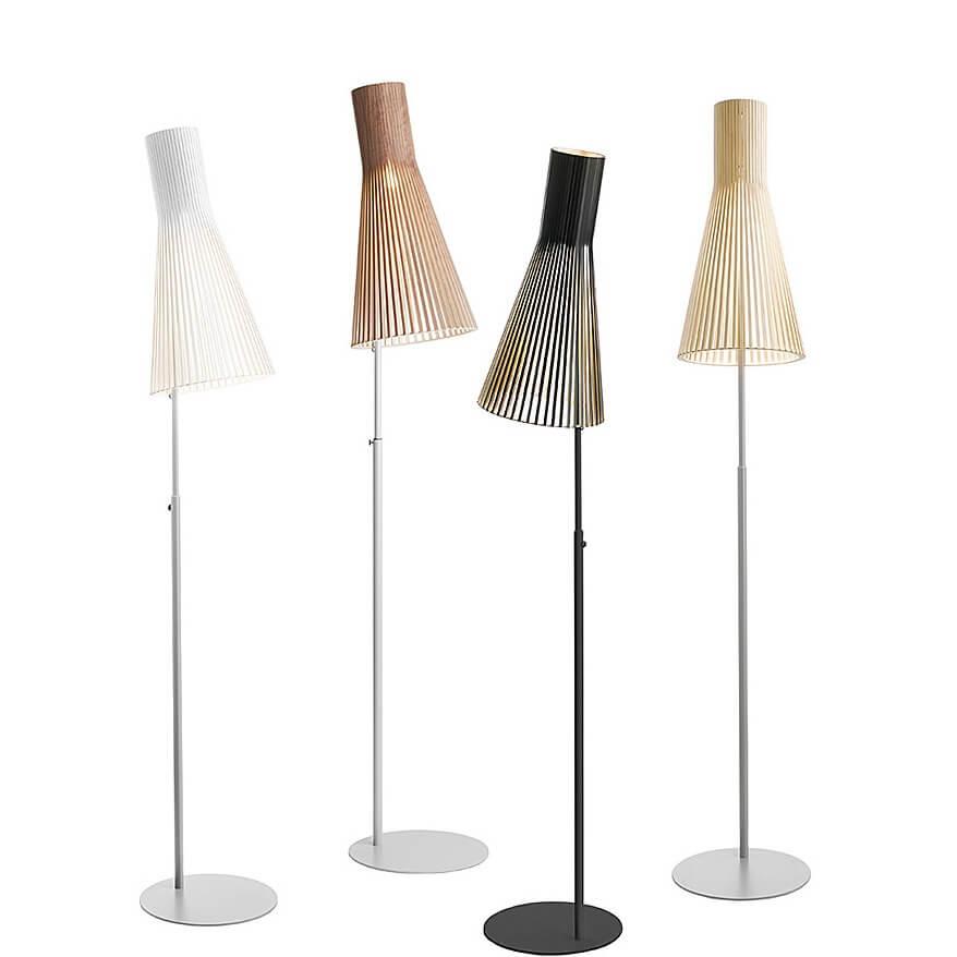 Secto Design Secto 4210 Floor Lamp Details