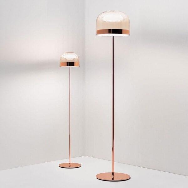 Fontana Arte Equatore Fontana Arte Floor Medium Lamp 2C Led Ft F439225550Rswl Project Product Normal