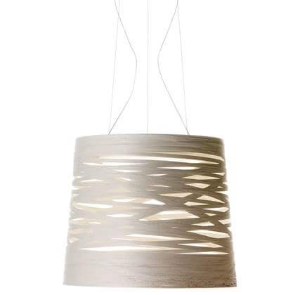 Foscarini Tress Grande Hanglamp Led Dimbaar Wit