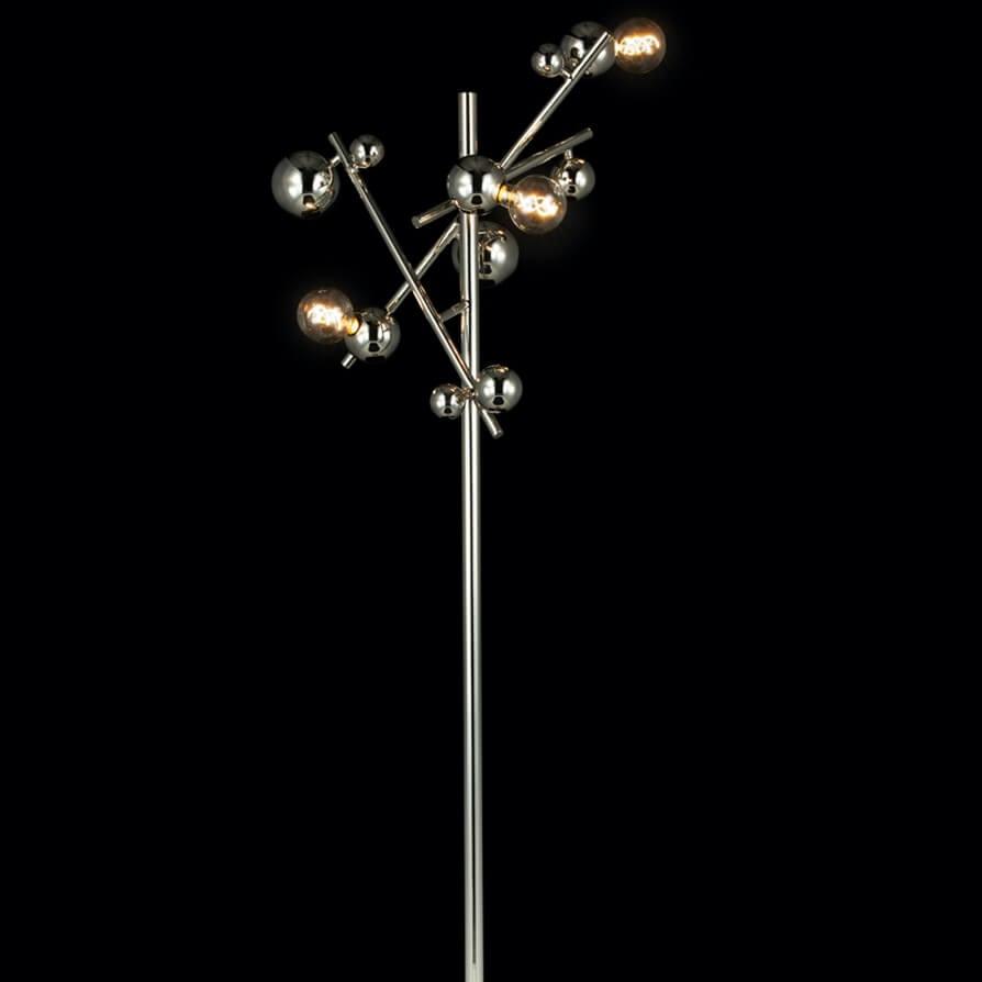 07 Modern Floor Lamps Contemporary Lighting Galaxy Collection Galf180N Brandvanegmond