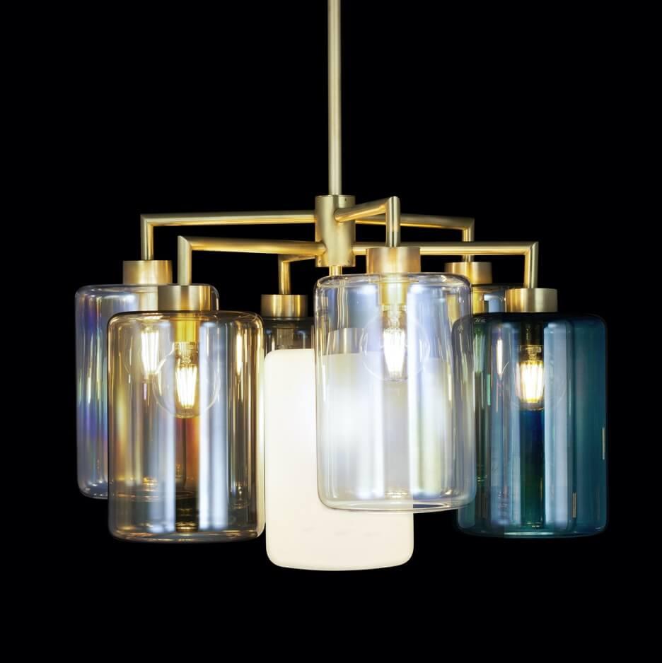 10 Modern Lighting Light Design Louise Collection Loc80Brbur Standard Brandvanegmond