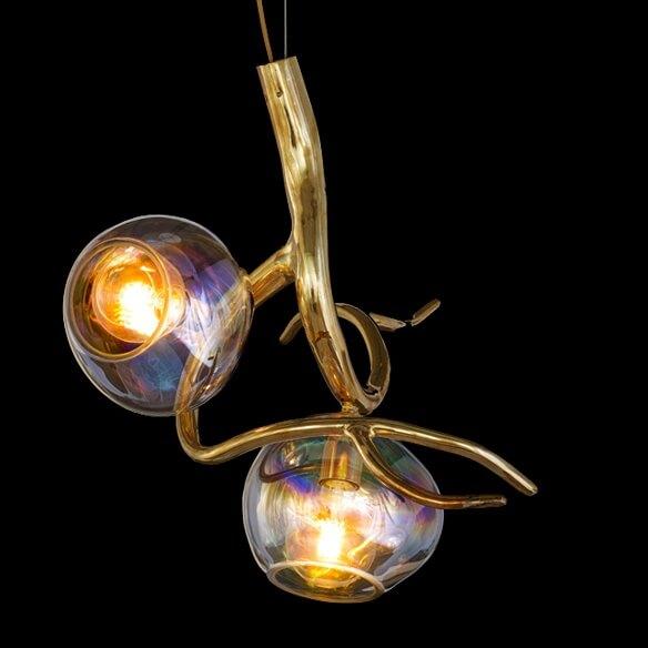 20 Modern Hanging Light Designer Lighting Ersa Collection Ersa2Br Brandvanegmond