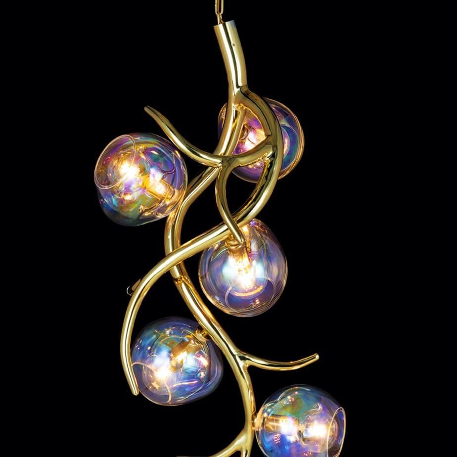 20 Modern Hanging Light Designer Lighting Ersa Collection Ersav110Br Gliri Brandvanegmond