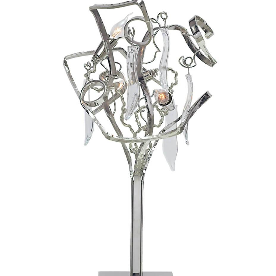 270 Modern Table Lamps Contemporary Lighting Delphinium Collection Dt40N Brandvanegmond