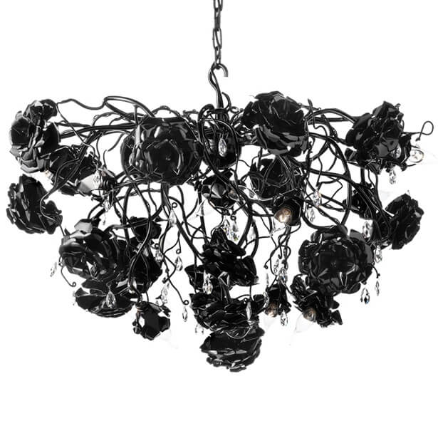 280 Modern Chandeliers Contemporary Lighting Love You Love You Not Collection Lyc100Bl Brandvanegmond