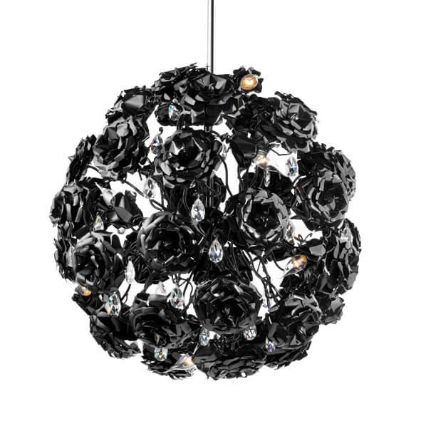 280 Modern Pendant Lighting Light Design Love You Love You Not Collection Lycb55Bl Brandvanegmond