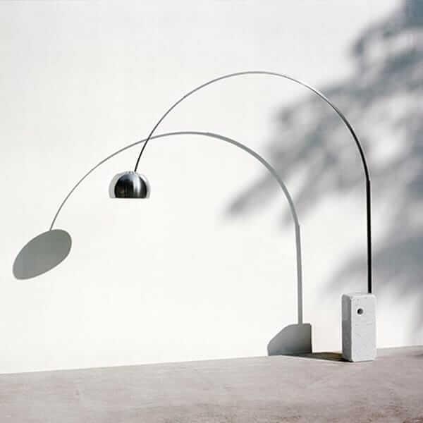 Arco Floor Castiglioni Flos F03000 Home Decorative Mobile 600X600 1