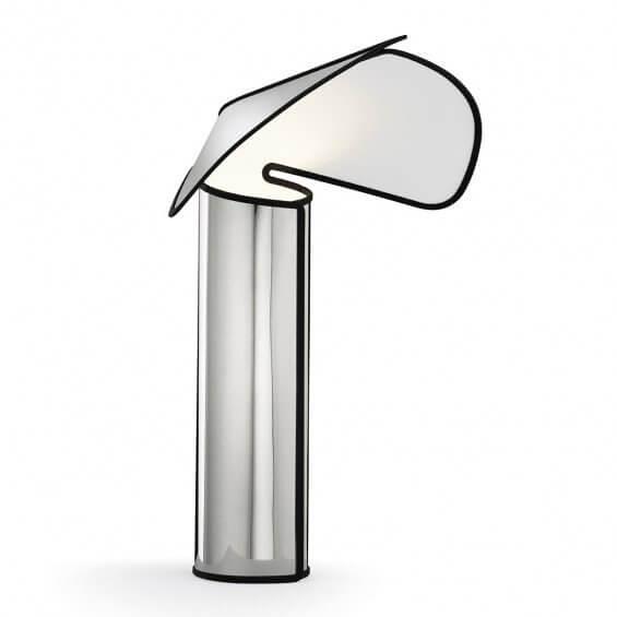 Chiara Tafellamp Anthracite Detail 1