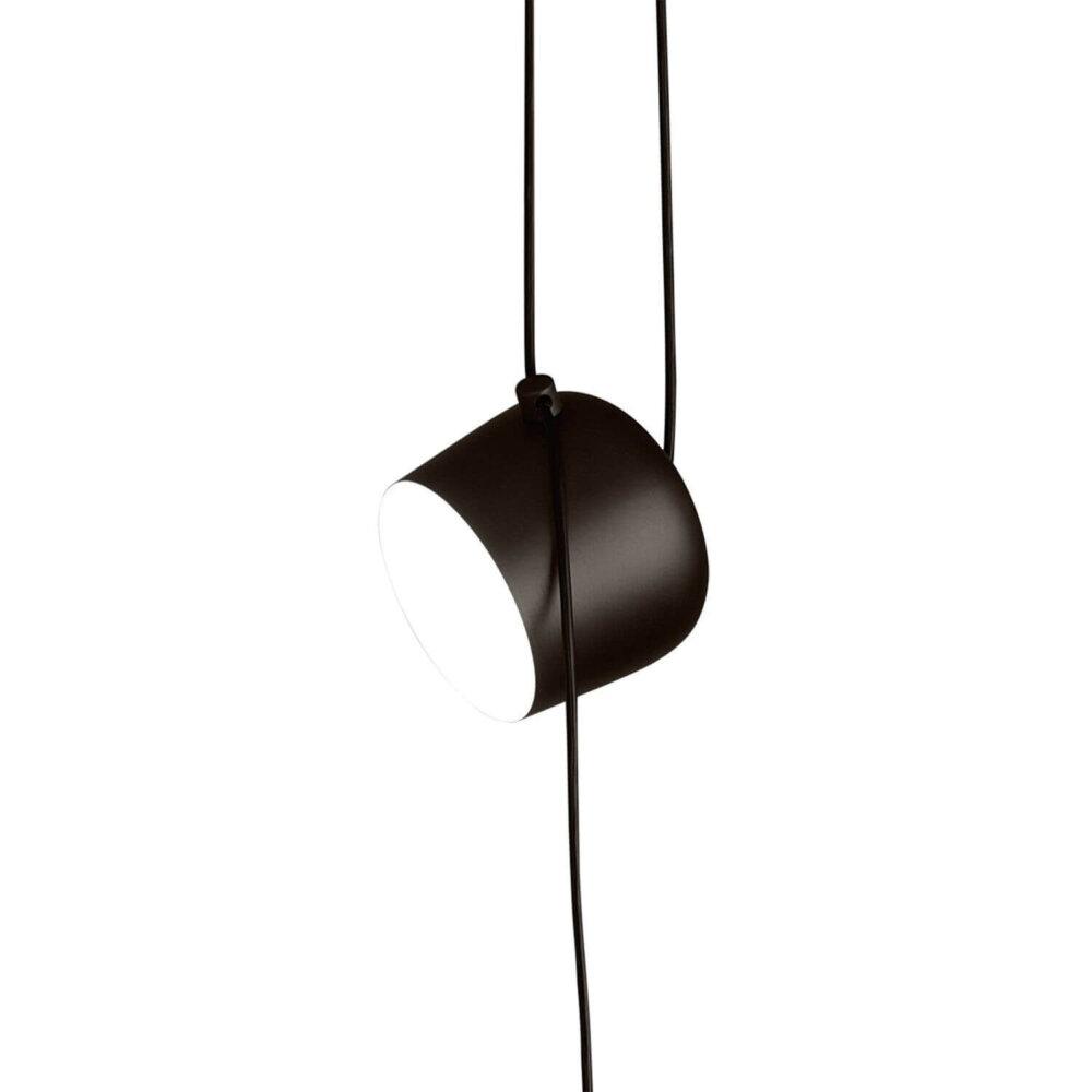 Flos Aim Hanglamp Zwart 1