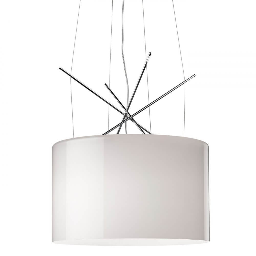 Flos Ray S Hanglamp Glas Scaled