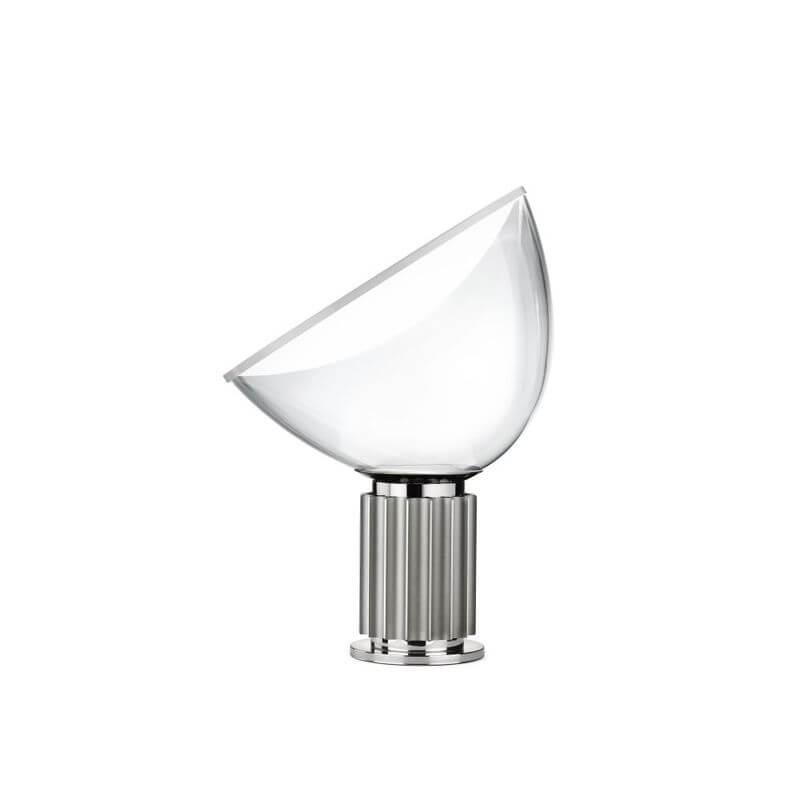 Flos Taccia Small Tafellamp Aluminium