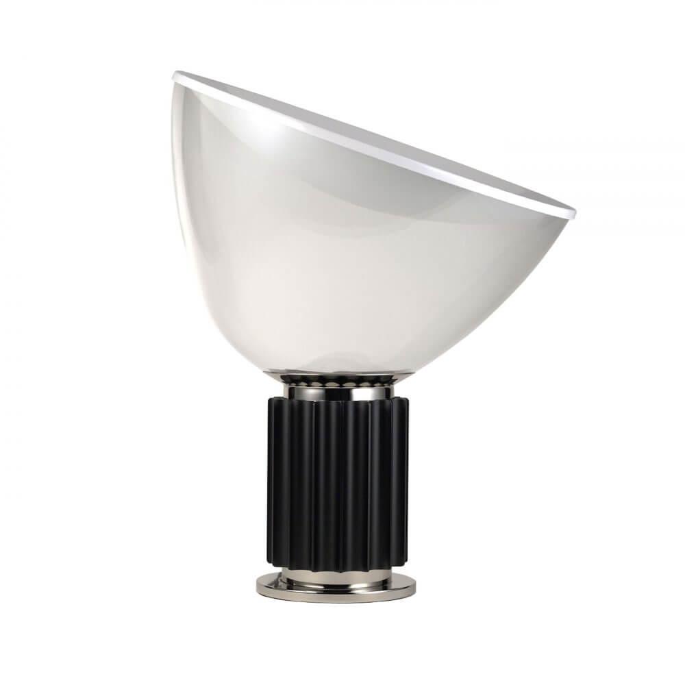 Flos Taccia Small Tafellamp Zwart Packshot 1 Scaled