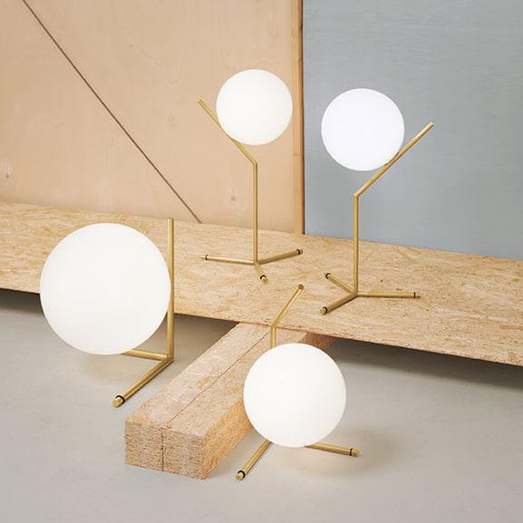 Ic Light Table Anastassiades Flos Home Decortive
