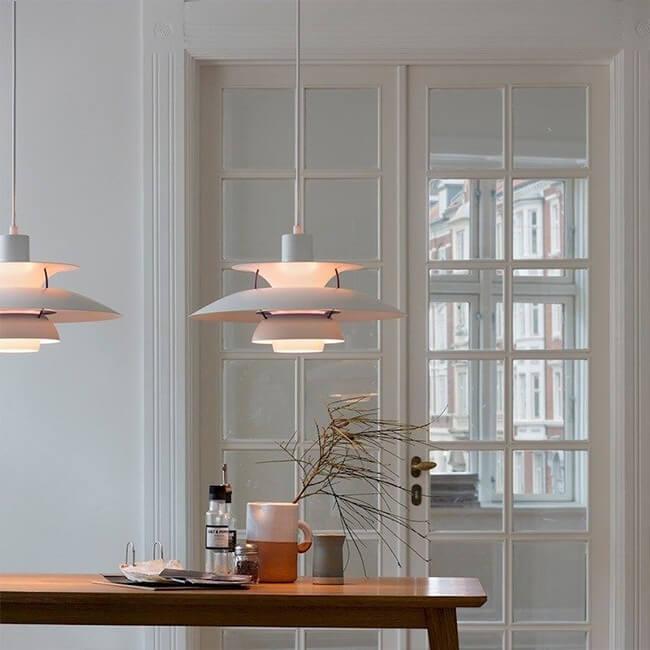Louis Poulsen Hanglamp Ph 5 Classic Door Poul Henningsen 2