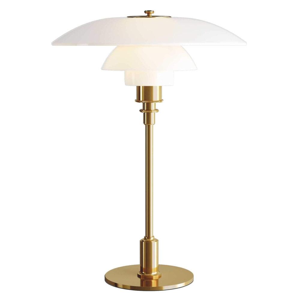 Louis Poulsen Ph 3 5 2 5 Tafellamp Glas