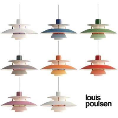 Louis Poulsen Ph 5 Mini Pendent Lamp Loftlampe 1